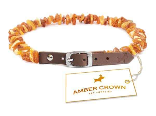Ambercrown Organic Anti Flea and Tick Collar