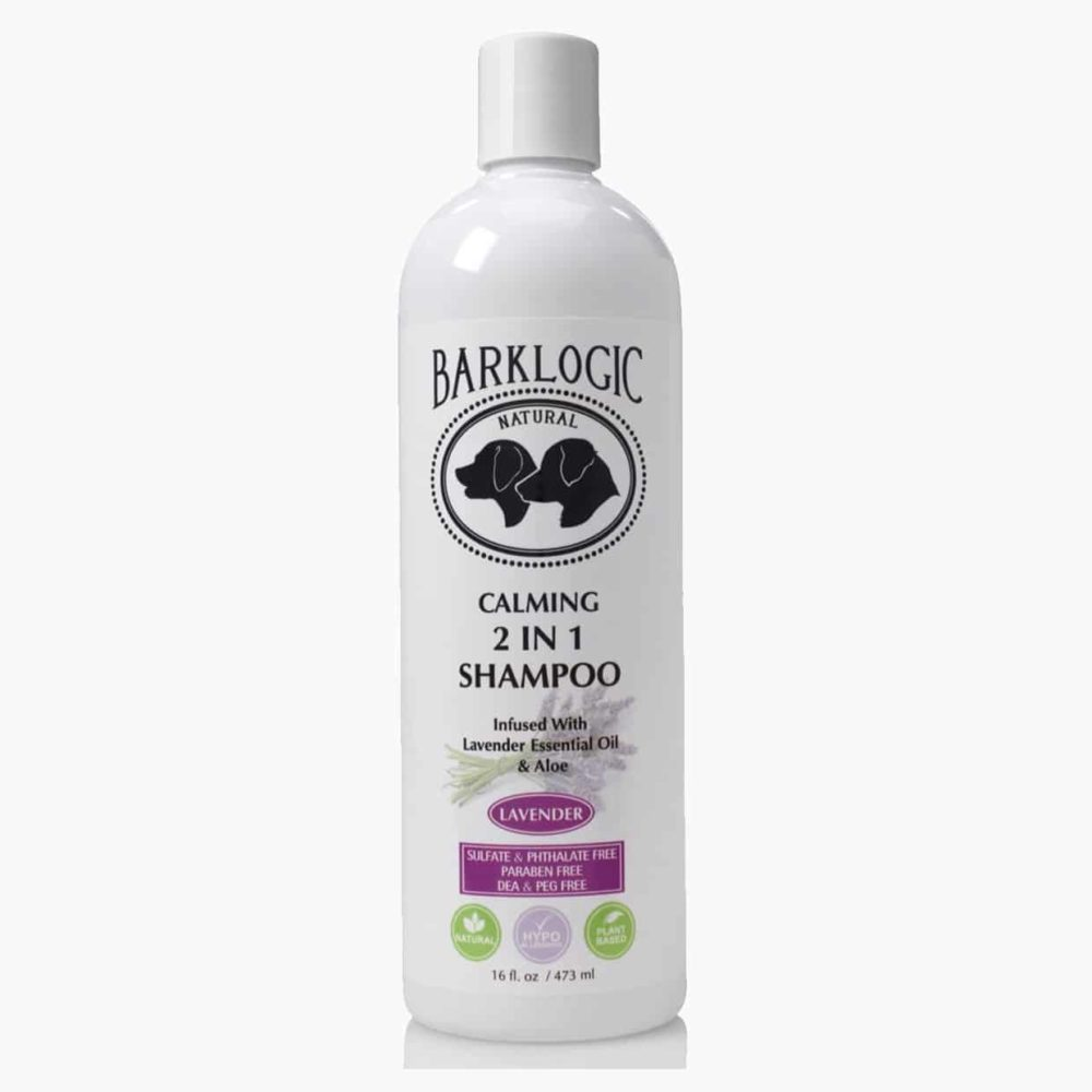 Calming 2 In 1 Shampoo Lavender