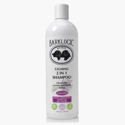 Calming 2 In 1 Shampoo Lavender