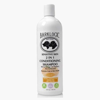 Sensitive Skin 2 In 1 Conditioning Shampoo Tangerine