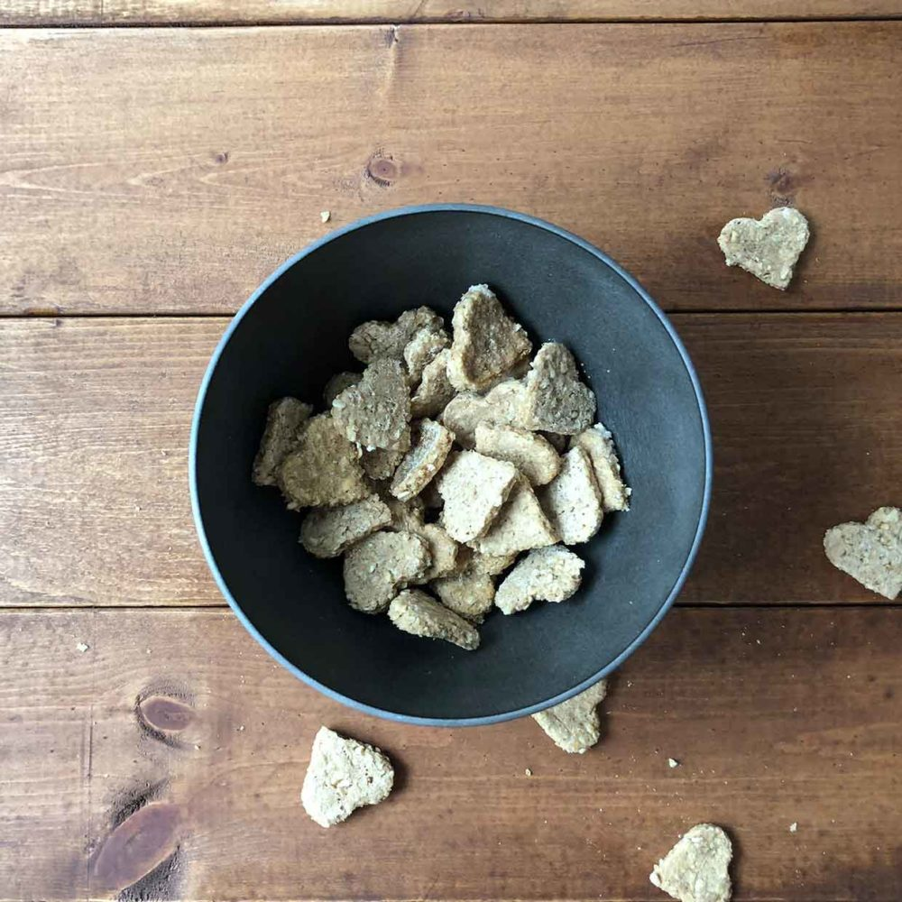 Pawmeal Tuna Hearts