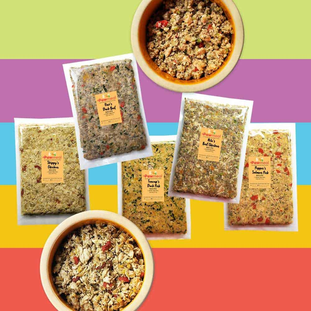 Pawmeal Pet Expo Assorted Mixed Flavours