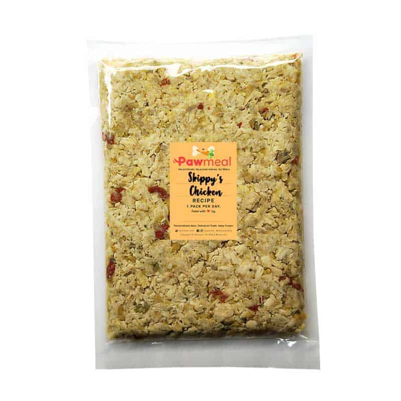 Pawmeal Chicken Delight Pack Vertical