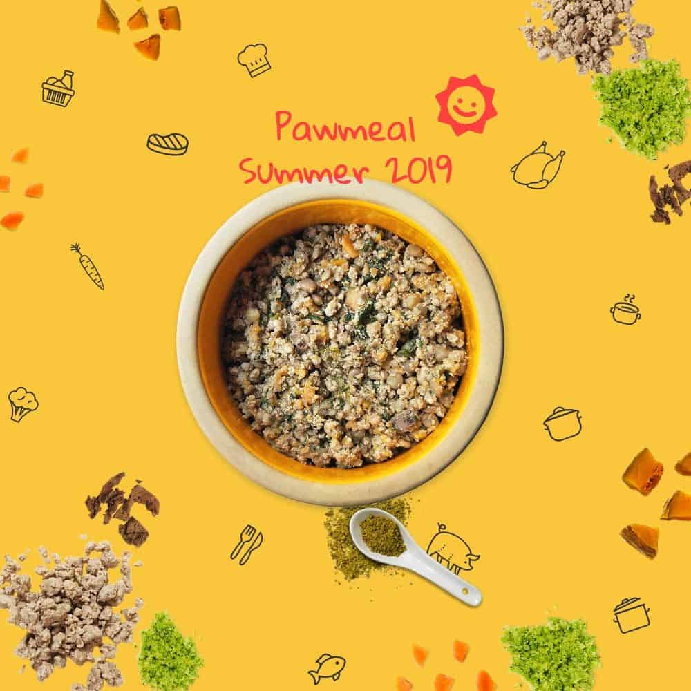 Pawmeal Summer 2019