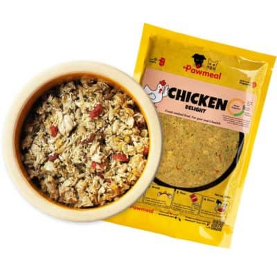 Pawmeal Chicken Delight for Picky Dogs