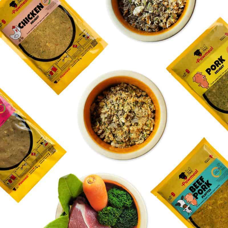 Pawmeal Assorted Flavours for Picky Dogs