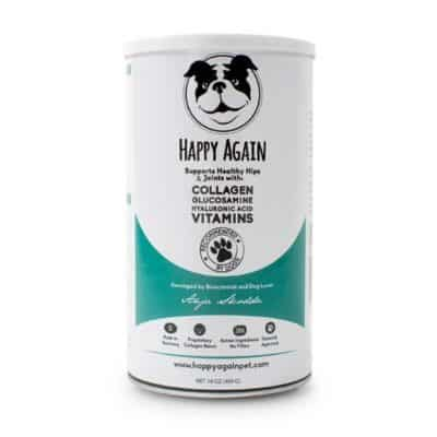 Happy Again Hips Joint Support Supplement for Dogs by Pawmeal